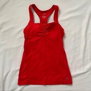 3/20$ Active Old Navy red activewear top